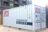Container Wraps And Signs Pictures Brantford Onondaga
