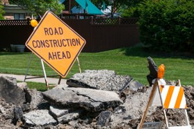 Construction & Safety Signs