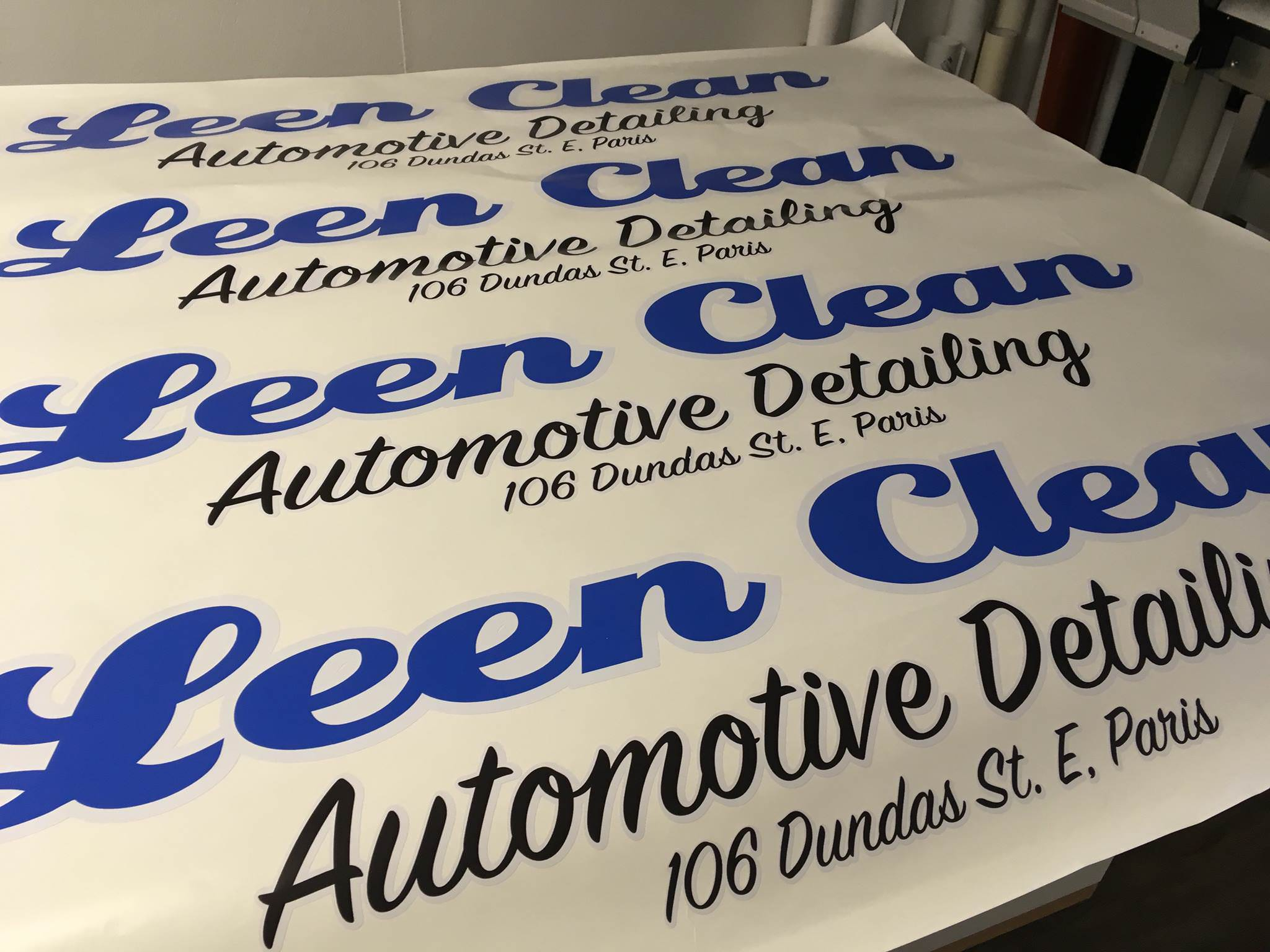 Custom Decal Sicker Printing For Cars Amp Store Windows
