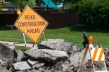 construction and safety signs