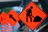 construction signs example