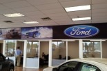 dealership sign graphics example