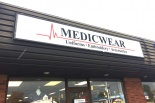 new business awning signage