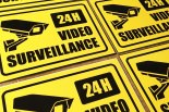 video surveillance signs for business brantford