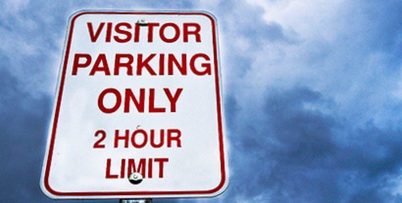 Parking Lot Signage Amp Custom Street Signs In Brantford