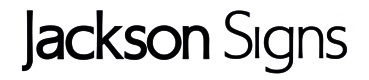 Jackson Signs